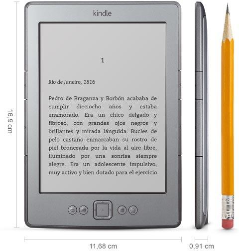 Mi nuevo Kindle by Diario de a Bordo, via Flickr http://www.josemarg.com/wp/?p=1583