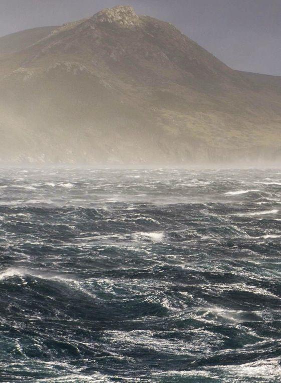 Southern Ocean - Cape Horn