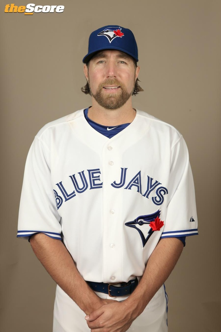 R.idcoulous A.wesome Dickie now a Toronto Blue Jays 2013-2016
