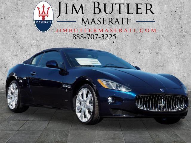 2017 Maserati GranTurismo Convertible #M234768 for sale | St. Louis Maserati Dealer