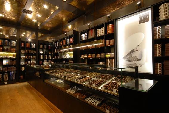 La Fête Chocolat Edificio Ariztía  Nueva York 52, Local B1, Santiago Centro