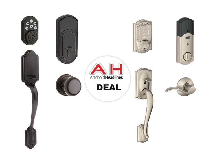 Deal: Home Depot Discounting Select Kwikset & Schlage Smart Locks – 1/8/18 #Android #Google #news