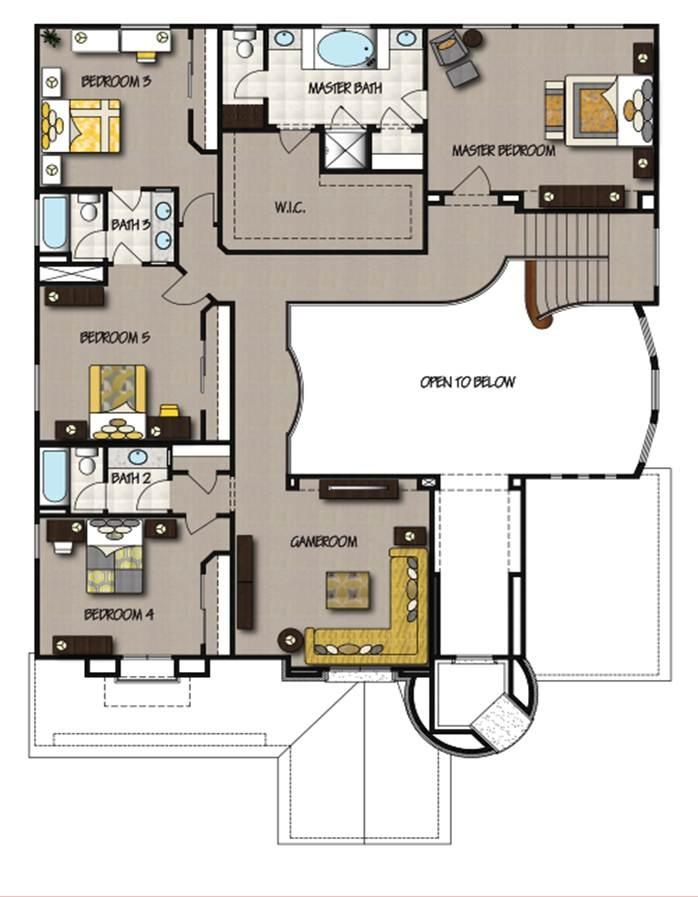 17 best images about barrington plan on pinterest for Barrington floor plan