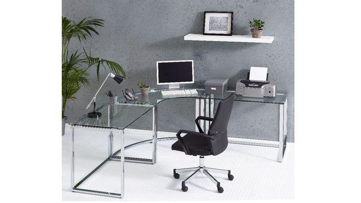 Tre 3 Piece Desk