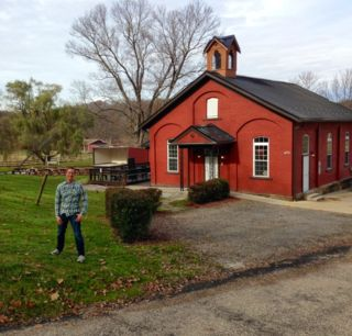 Get a tasty lesson in Ohio wines at the School House Winery in Dover, Ohio