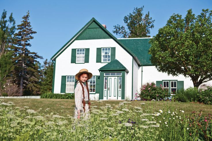 Follow in the footsteps of Lucy Maud Montgomery's beloved storybook character, Anne of Green Gables, and discover Canada's picturesque Prince Edward Island.