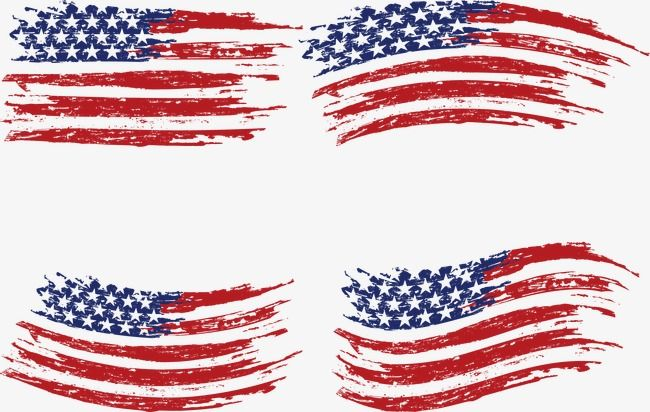 Banner Creative Damaged Creative Design American Flag Stars And Stripes Png Transparent Clipart Image And Psd File For Free Download American Flag Art American Flag Background American Flag Clip Art