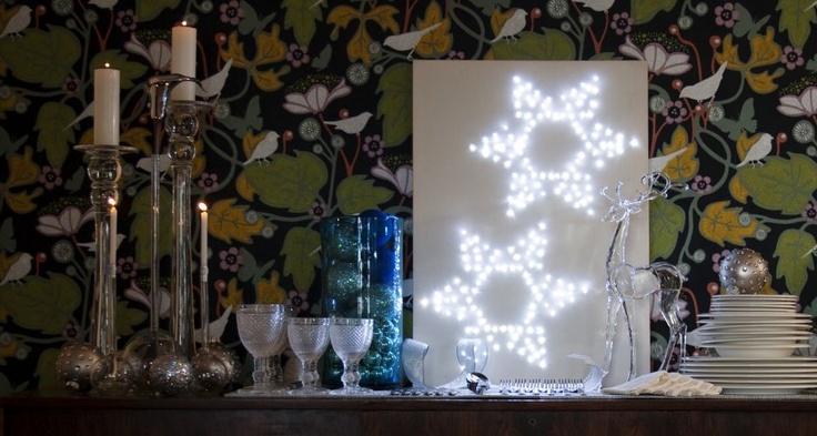Como fazer uma tela iluminada para decorar a casa - Casa e Decoração - UOL Mulher