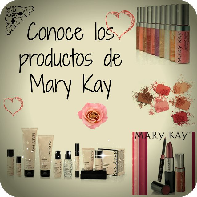 Sombra Mary Kay...y SORTEO!! - Paperblog