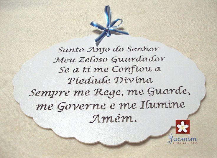 #oraçãoanjodaguarda #anjodaguarda #oraçãoanjodosenhor #batizado #placadecorativa #decoracaoinfantil #decoracao #quartodemenina #quartodemenino #portamaternidade #quartodebebe