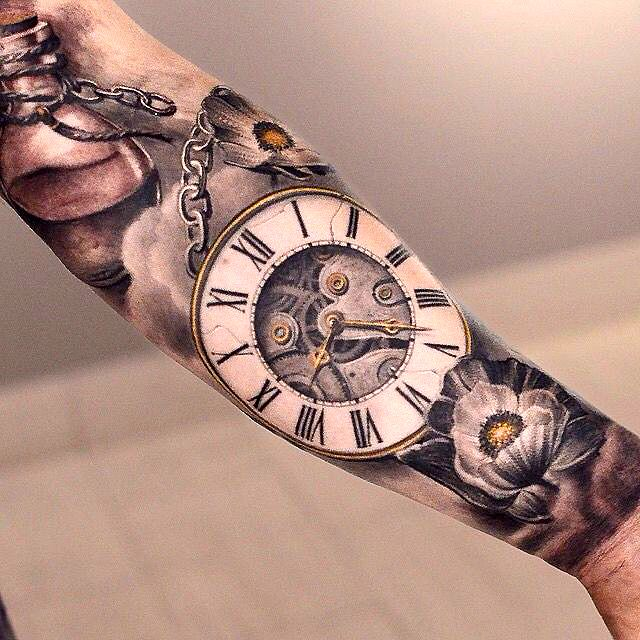 Tattoo .... Wow !