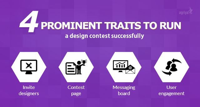 4 prominent traits to run a #designcontest successfully  Check out: http://www.clonescripts.co/2015/12/4-prominent-traits-to-run-a-design-contest-successfully.html