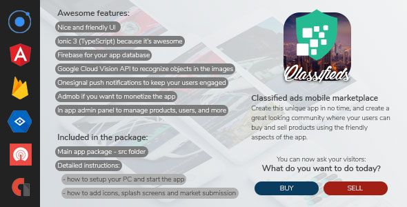 Buy and sell with Ionic 3 and Firebase by PSSThemes Questions you