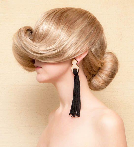 Nycteridae earrings.  http://shop.yalo.fi/product/1600/nycteridae-earrings
