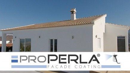 proPERLA® Facade Coating