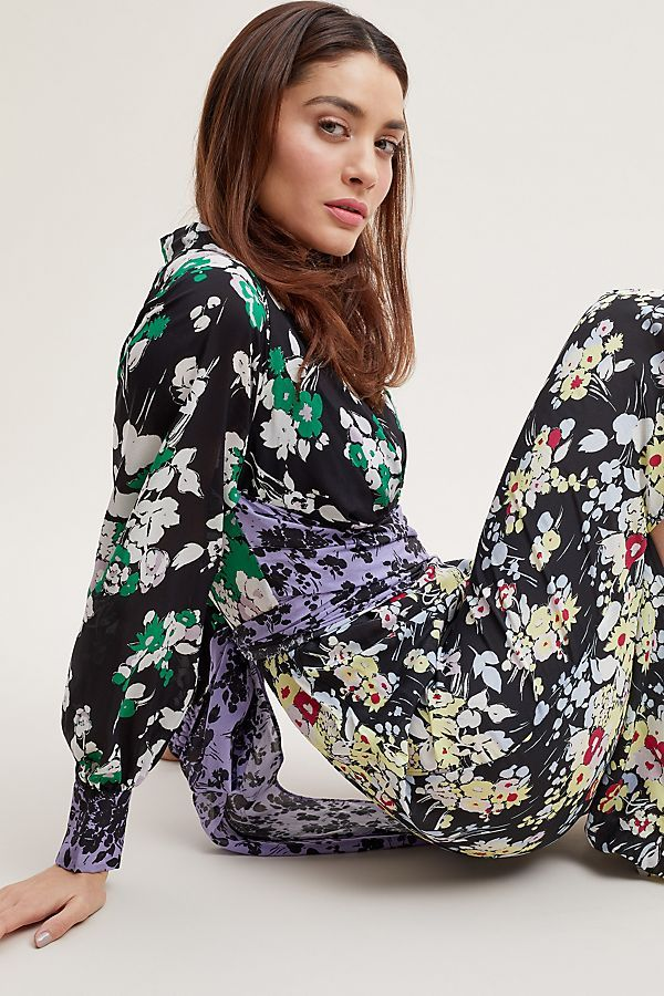 d5beb004757 Rixo London Fedora Wrap Silk Dress | a 17 (faves pulled 5/19) | Rixo ...