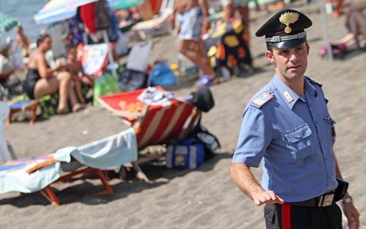 Latitante si nasconde in spiaggia, arrestato a cura di Redazione - http://www.vivicasagiove.it/notizie/latitante-si-nasconde-spiaggia-arrestato/