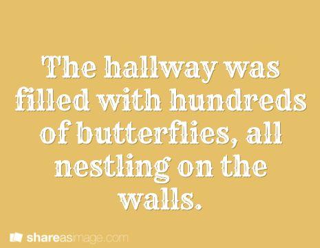 I can imagine it...