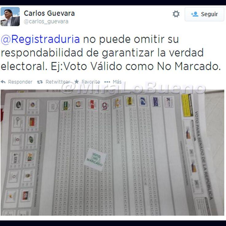 @registraduria no puede omitir su responsabilidad.