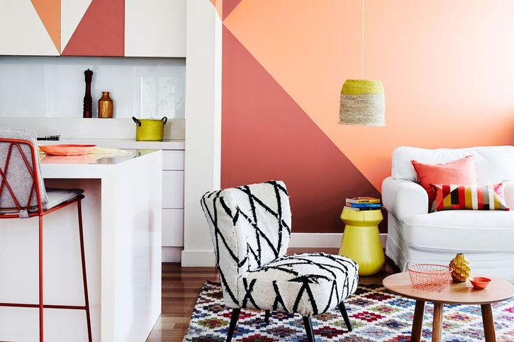 As the season changes, interior trends are pointing towards a contemporary take on the traditional autumn palette