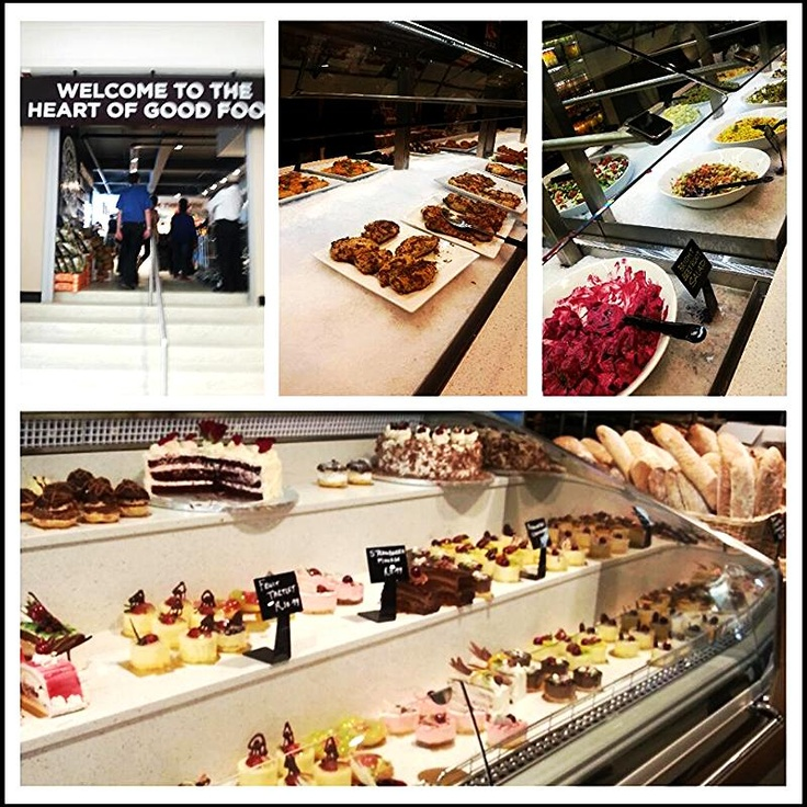 Food Lovers Market in der St Georges Mall