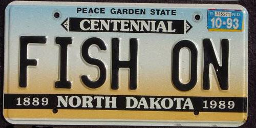 17 Best Images About Fishy License Plates On Pinterest