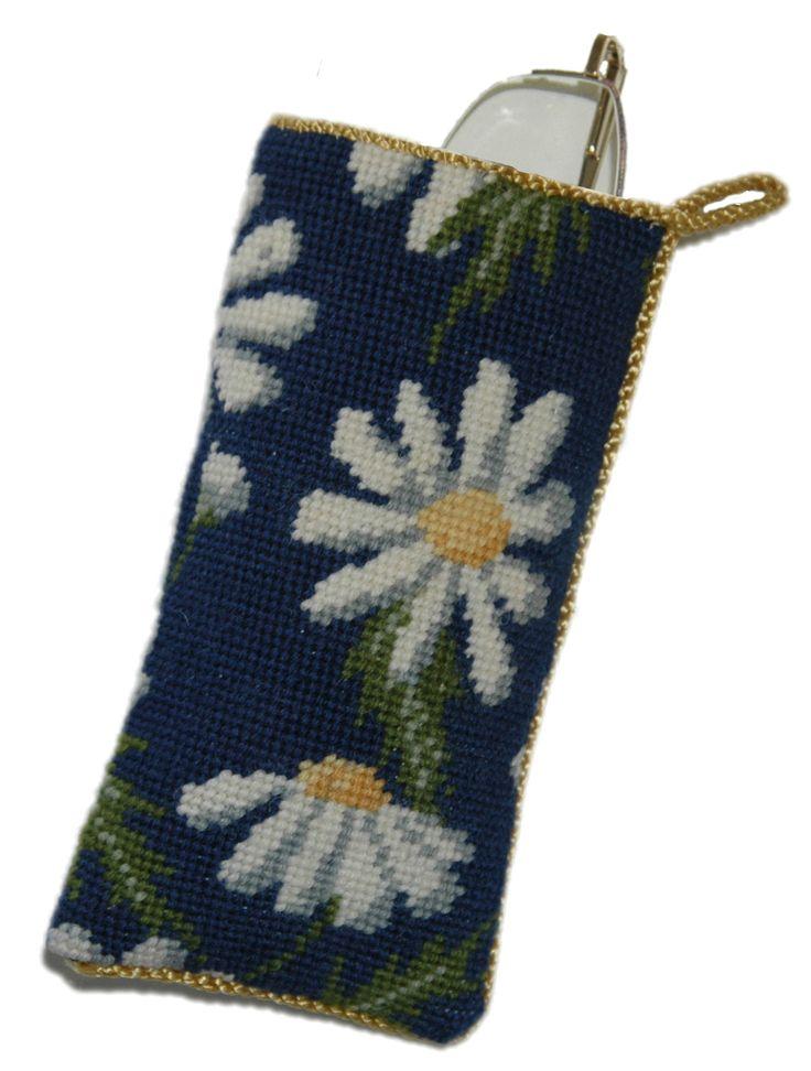 Daisy Spec case Tapestry Kit