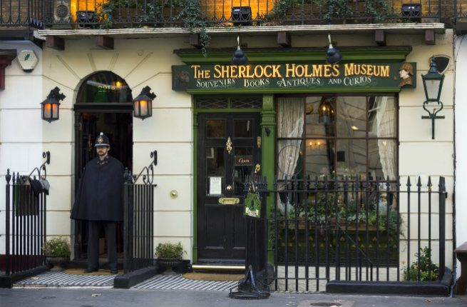 THE SHERLOCK HOLMES MUSEUM (15 Must-See Literary Sights in London | Fodors)