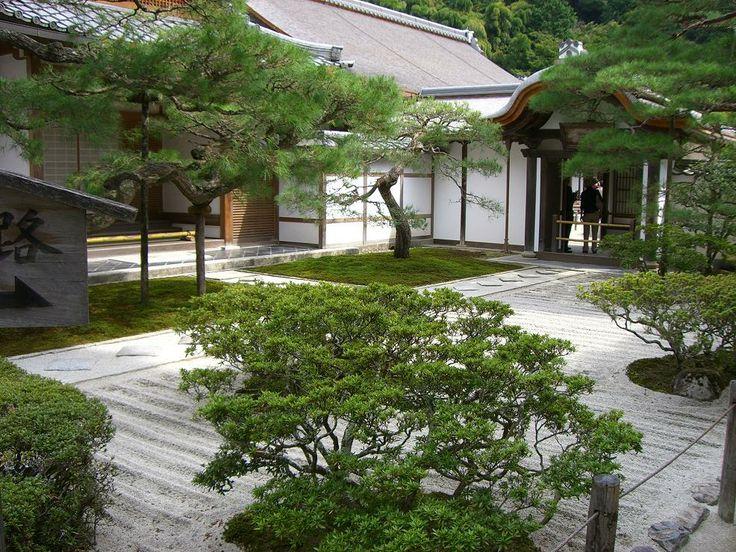 Les 90 meilleures images du tableau jardin zen sur - Tableau jardin japonais ...