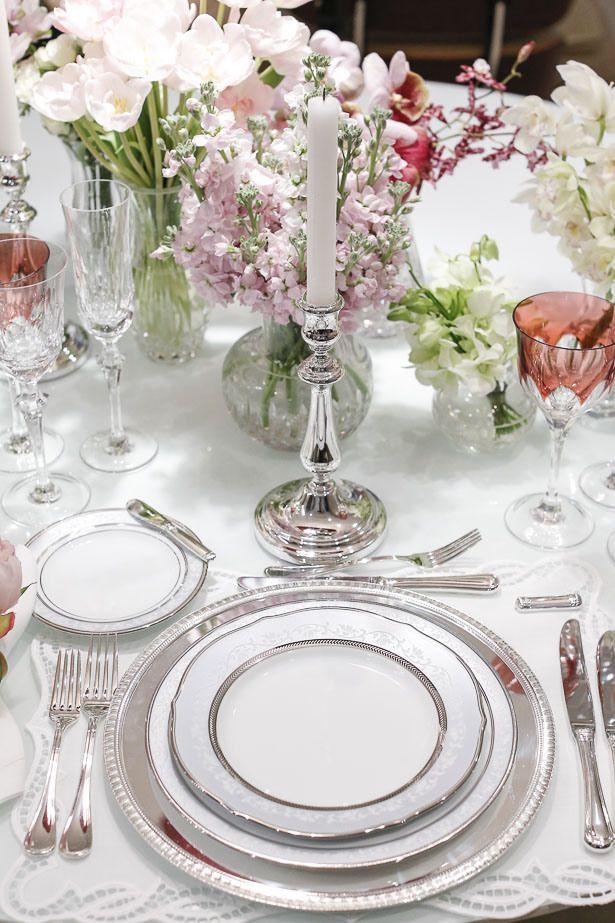 Elegant Table Settings 388 best elegant table settings images on pinterest | tables