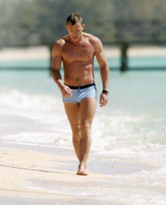 Daniel Craig | weight loss workout