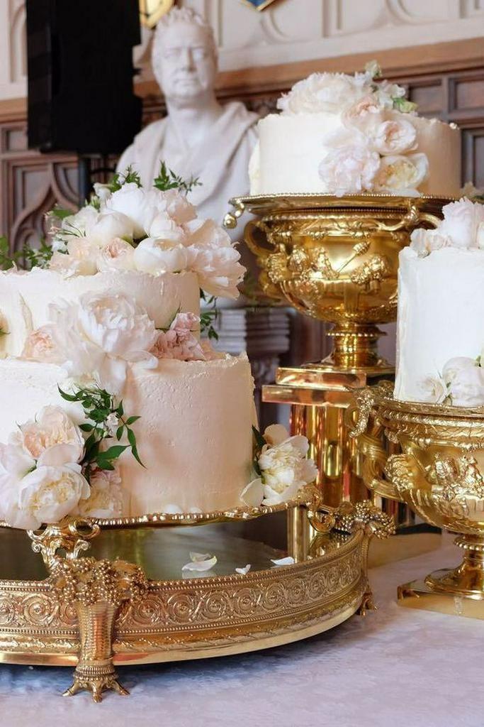 Es Gibt Lachs Hochzeitstorte Und Reden Hochzeitstorte Royal Cakes Prinz Harry Hochzeit