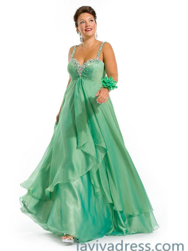 The 190 best Plus Size Prom Dresses images on Pinterest   Prom ...