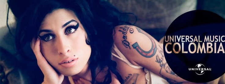 Amy Winehouse - Artista Universal.