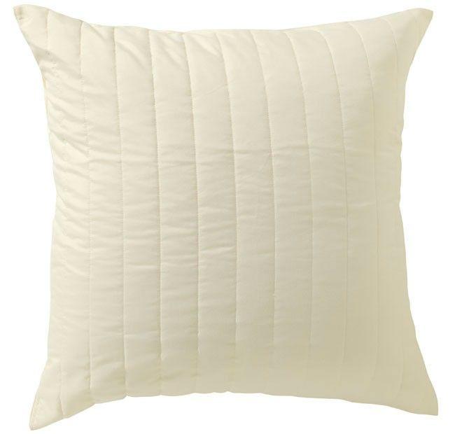 Vivid Coordinates European Pillowcase Cream - Shop