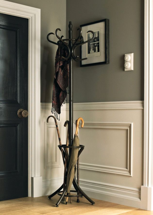 Decorative mouldings and panels create rooms of distinction. These are from Richard Burbidge, where a range is available in a variety of woods and finishes.