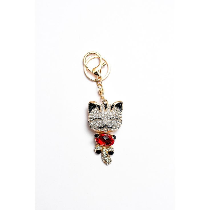 Metal Key Chain Cat Rp 80.000