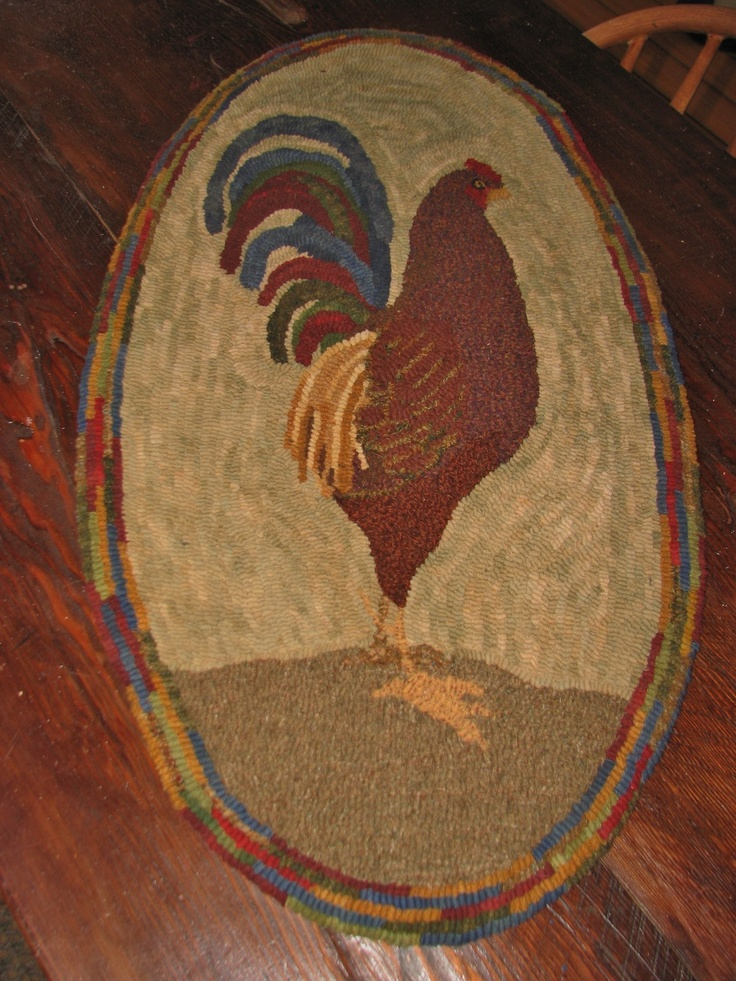 Find Great Deals On EBay For Wool Hooked Rug Kits And Primitive Hooked Rug  Kits.
