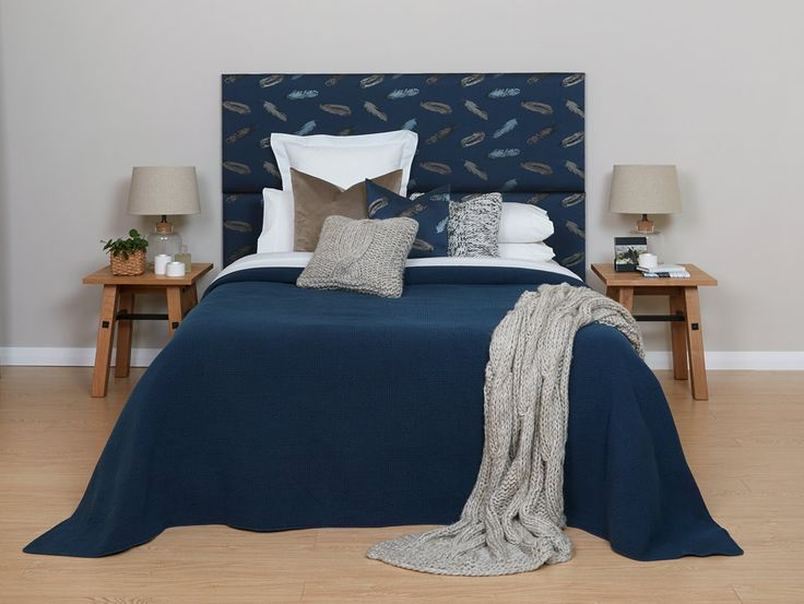 CoverQuick Headboards are the latest in on trend, bespoke bedroom design. Exclusive to Harvey Furnishings, all you need is a CoverQuick Headboard, mounting kit and fabric to create your own professional looking upholstered headboard in minutes!