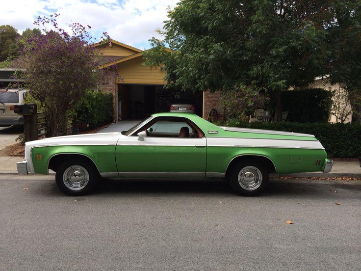 30 Best 73 77 Chevrolet El Camino 39 S Images On Pinterest Driveways Autos And Chevrolet Trucks