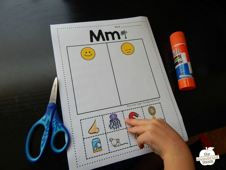 We hope these simple letter sound activity pages are a good fit for your learners!