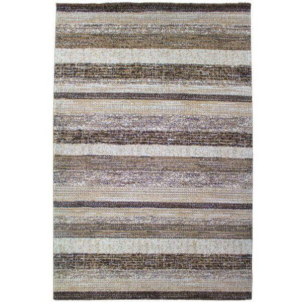 Hnědý koberec Calista Rugs Kyoto, 120x170cm