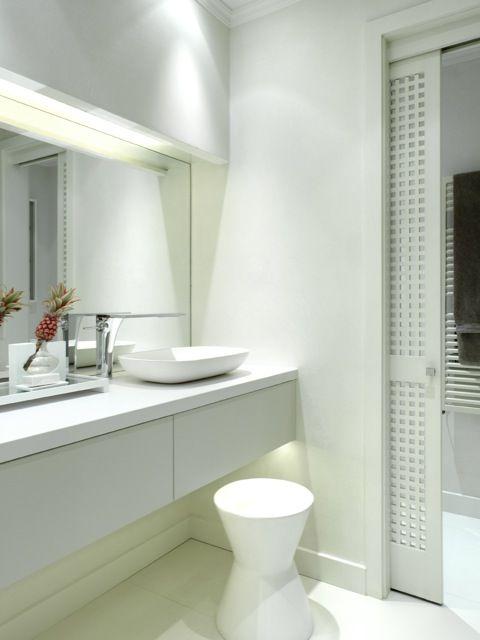 Decoracion De Baños Normales:en ves de puertas normales see more design innova 36 ideias de