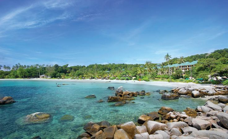 Angsana Bintan is nestled at Tanjong Said Bay in a tranquil corner of Lagoi, promising hospitality in a tropical setting.