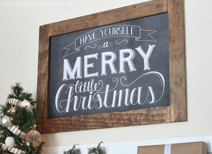 Christmas Vignette :: Hometalk