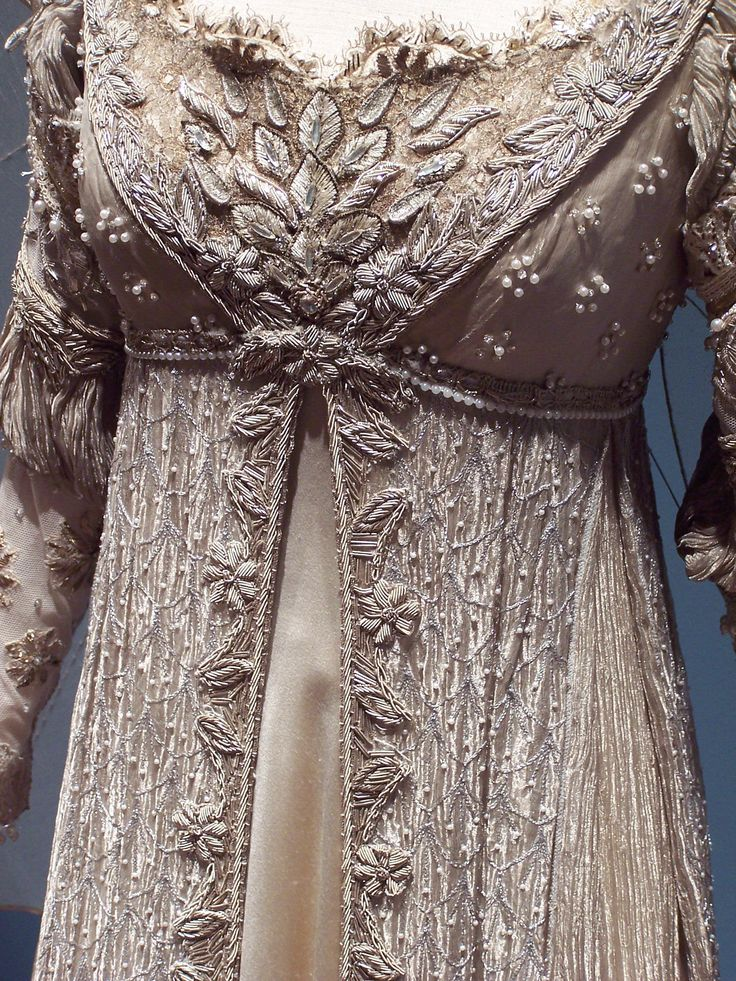 Ever After  - the detail on this!  I can't imagine how many hours of work went into this one dress.