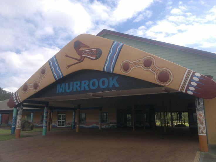 Murrook Culture Centre Boomerang, Port Stephens