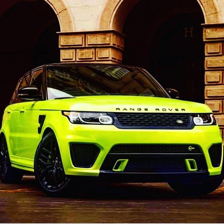 Range Rover in 2020 Range rover evoque, Range rover