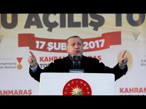 Danger as Turkey votes on Presidential System while in State of Emergency - http://www.juancole.com/2017/02/danger-presidential-emergency.html