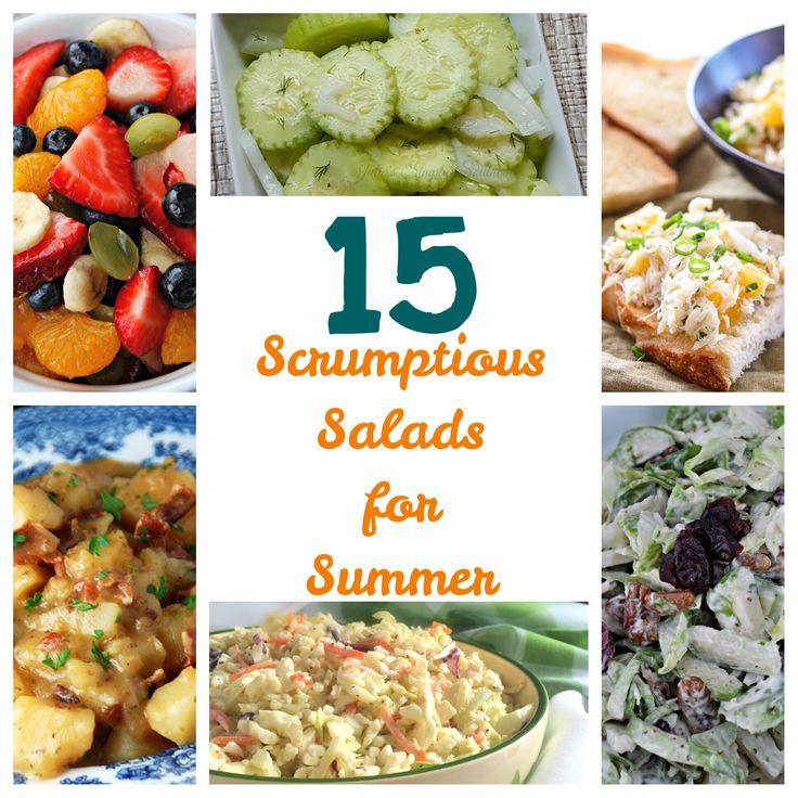 100 besten salad Bilder auf Pinterest | Abendessen ideen, Beilagen ...